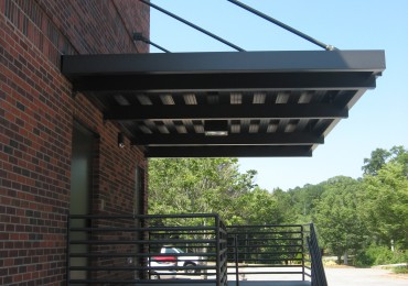 Top 3 Benefits of Ordering Materials Only & Metal Canopies Blog from Canopy Manufacturer Mitchell Metals
