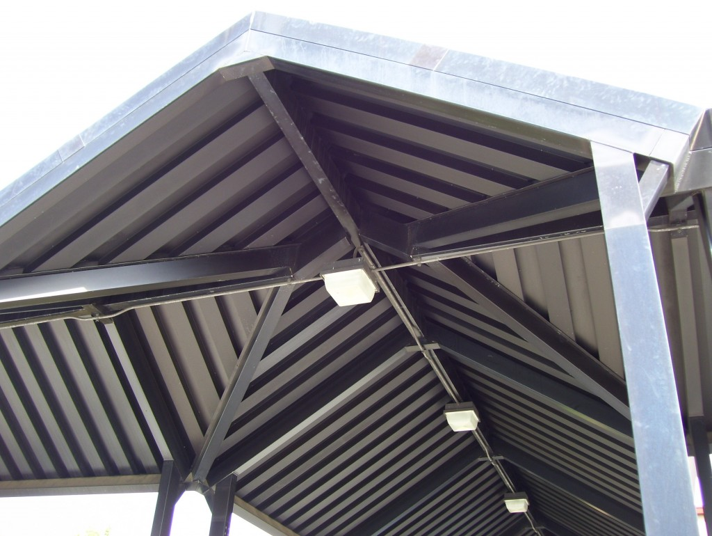 Aluminum Finishes For Canopies Amp Walkways Mitchell Metals