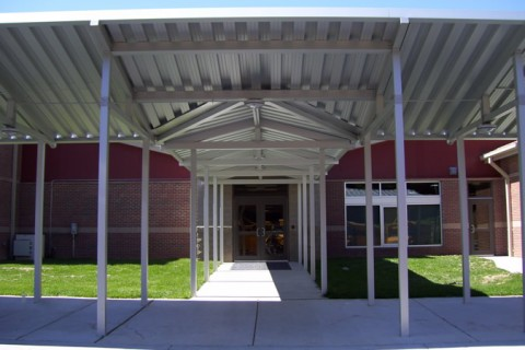 Gabled Canopy Gallery