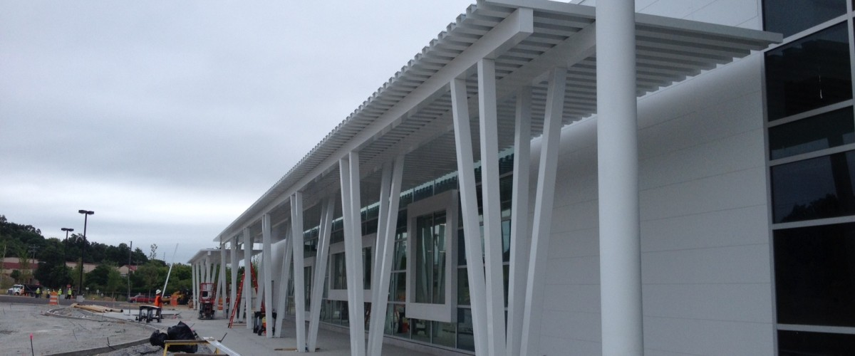 metal canopy system