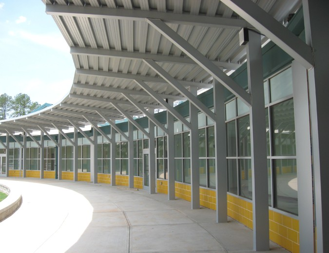 Aluminum Canopy Height For Your Canopy Install